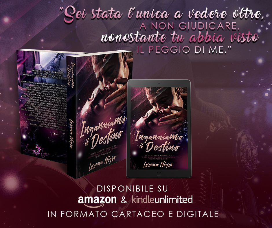 Review Party : Inganniamo il destino