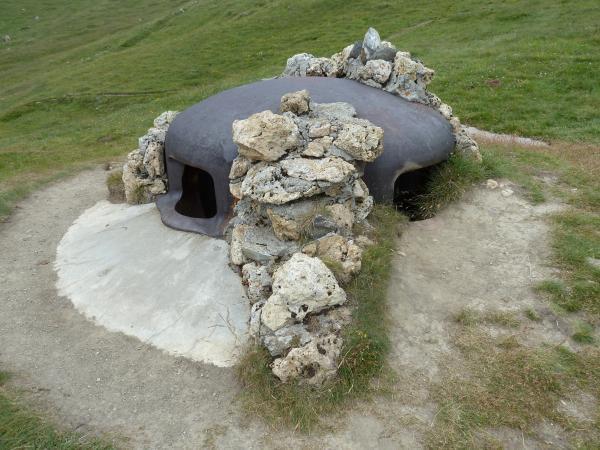 Fort de Ronce, Mont-Cenis