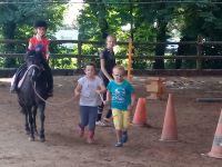 Equitation Comines 5/8ans - Du 23 au 27 juillet