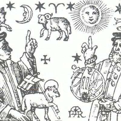 Carnet d'un astrologue