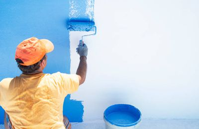 Painting And Wall Covering Services For Commercial Property
