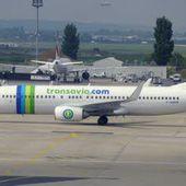 La grève des pilotes d'Air France cloue la moitié des avions au sol