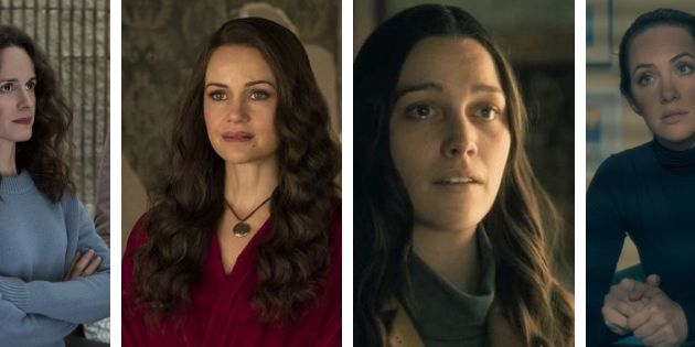 Mal de Crain (The Haunting of Hill House)