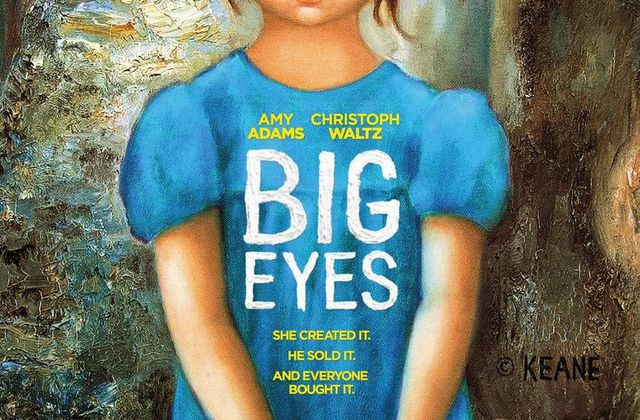 BIG EYES – TIM BURTON – AMY ADAMS