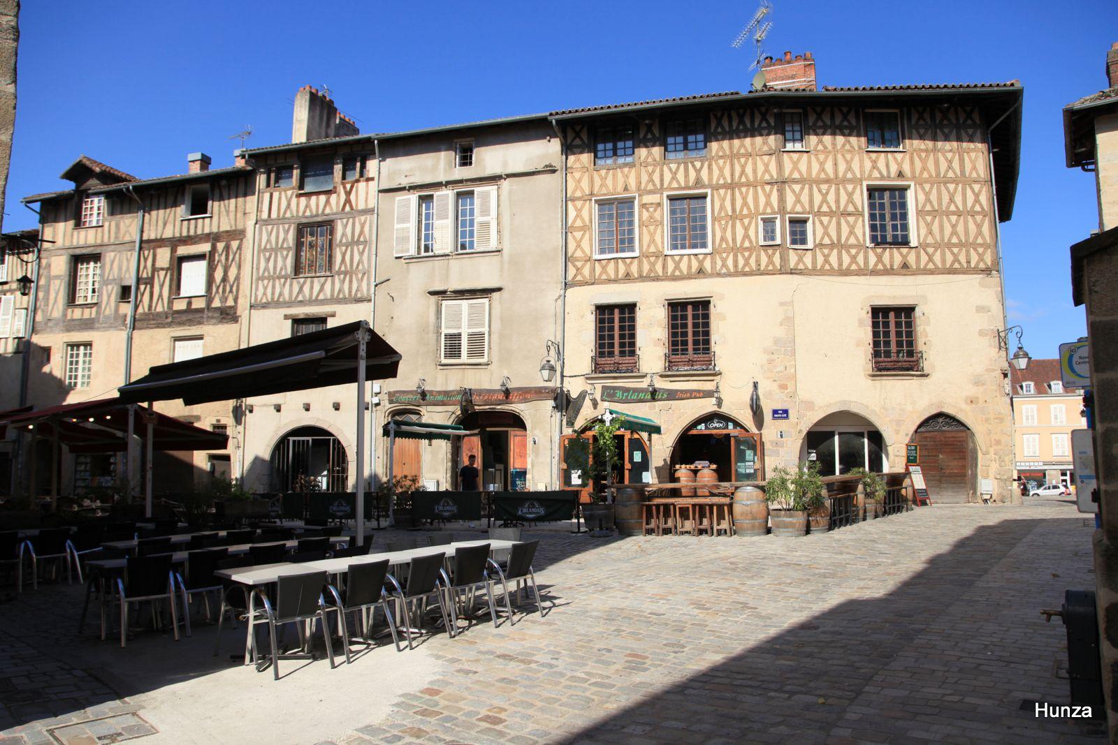 Limoges, rue Haute Cité