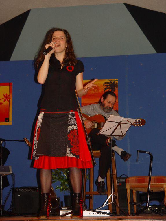 A la salle du Ménec de Carnac le 13 février 2010