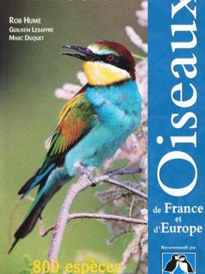 Où observer les oiseaux - bibliographie