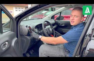 présentation de la Citroën C3 Aircross 110 CH Essence