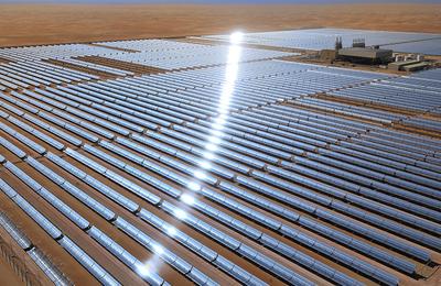 Energie solaire : Dubaï prépare l'après pétrole