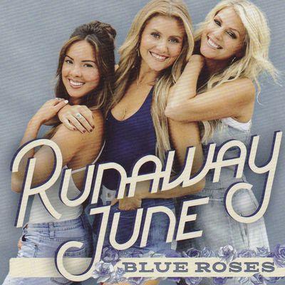 """Runaway June  """"Blue roses"""""""