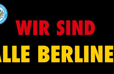 DH : Nous sommes tous des berlinois.