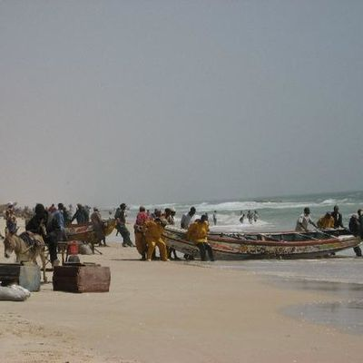Nouakchott - Boujdour (Sahara Occidental)