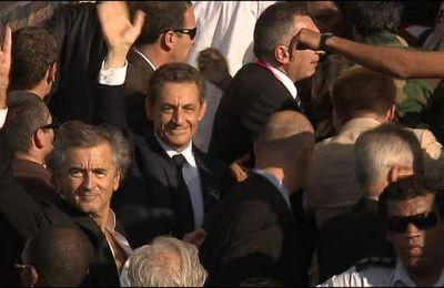 Justice. Sarkozy, l'héritier de la Françafrique (L'Humanité)