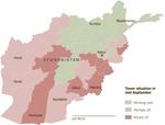 SIGNAL – En Afghanistan, on ne téléphone que si les talibans sont d'accord