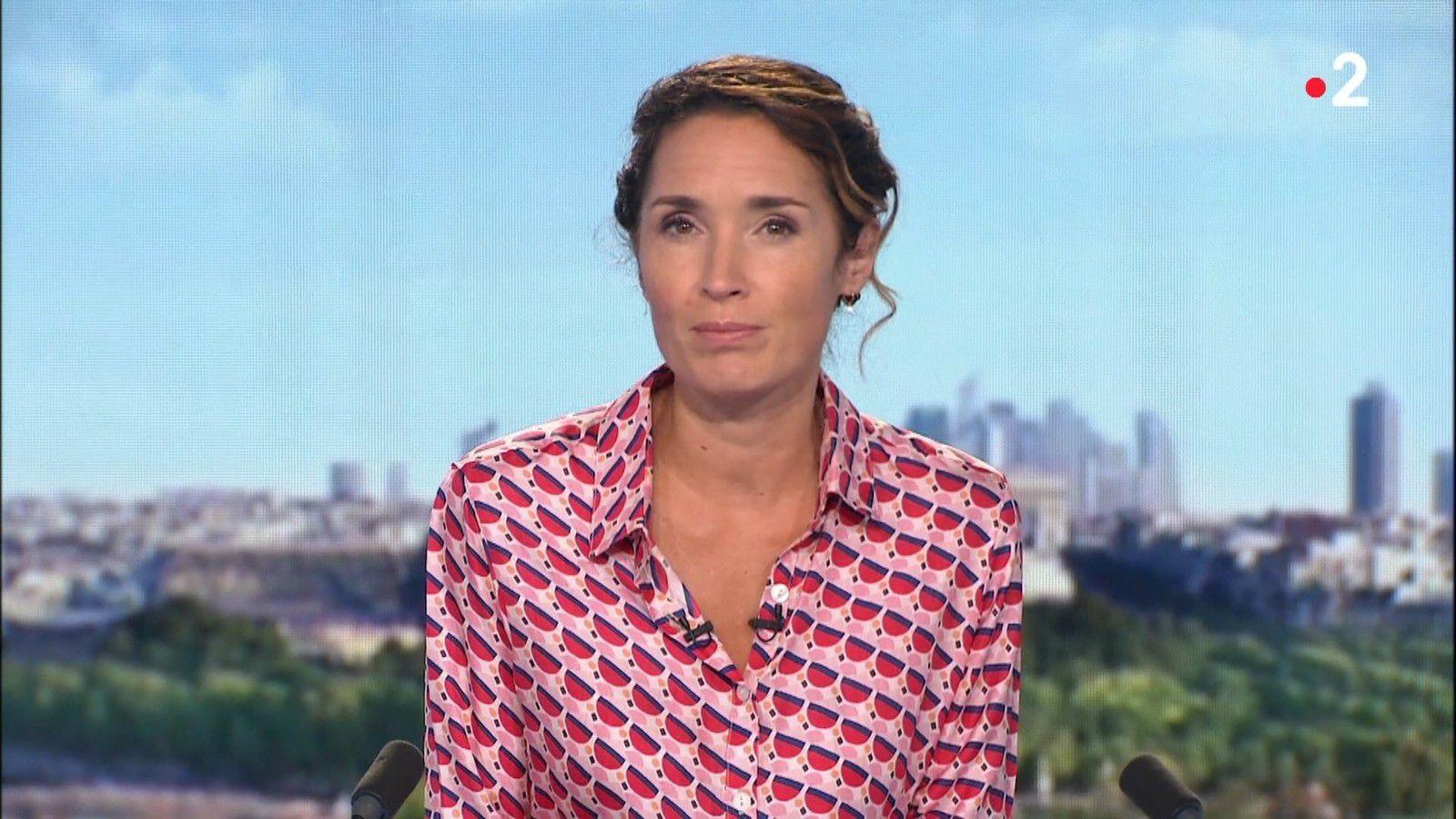 Marie-Sophie Lacarrau - 02 Septembre 2020