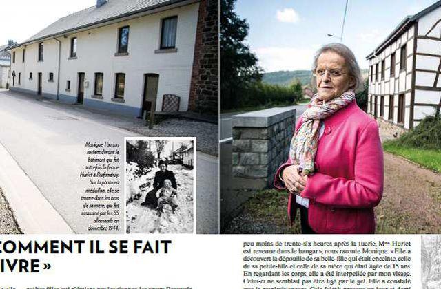 Il y a 70 ans la bataille des Ardennes. Les civils belges dans la guerre (3)
