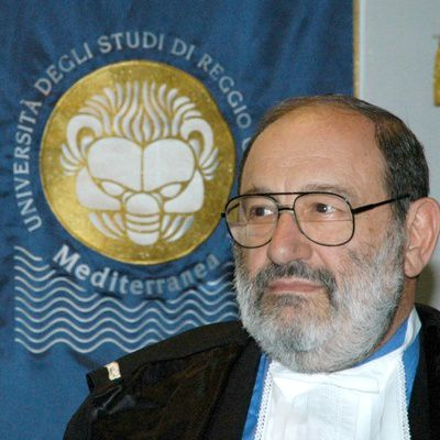 Umberto Eco : biographie