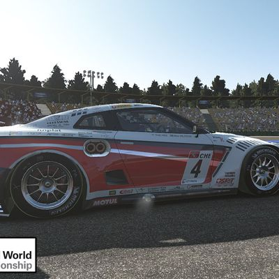 FIA GT1 Version 1.02 is out