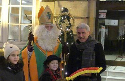 Saint Nicolas a les clefs de la ville ( malgré tout)