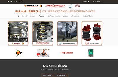 Découvrez le tout nouveau site Web entièrement sécurisé de A.M.I. RÉSEAU - ATELIERS MÉCANIQUES INDÉPENDANTS
