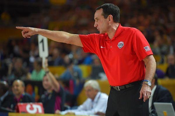 "Coach K: ""La Serbie joue un basket incroyable"""
