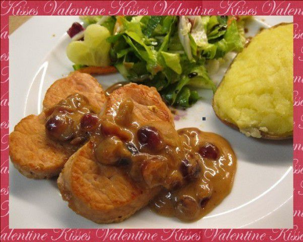 ♥ St Valentin, des Idées de Plats en ♥