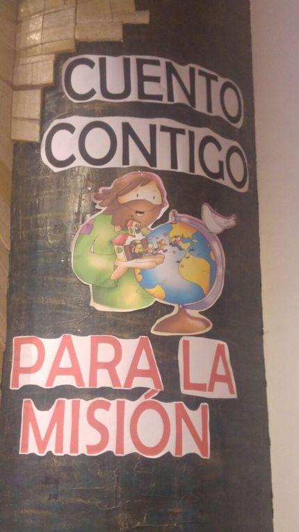 """""""CUENTO CONTIGO PARA LA MISIÓN"""""""