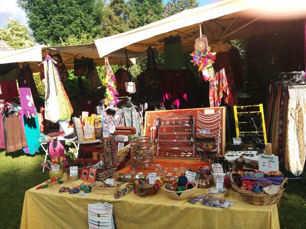 Murol, camping Sumélia... un joyeux bout du monde, une belle entreprise !!