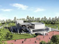Le Futuroscope accueille son premier grand huit