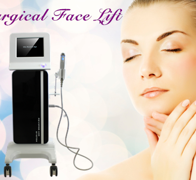 Non-surgical Face Lift With HIFU Face Lifting Machine PZ 9.0