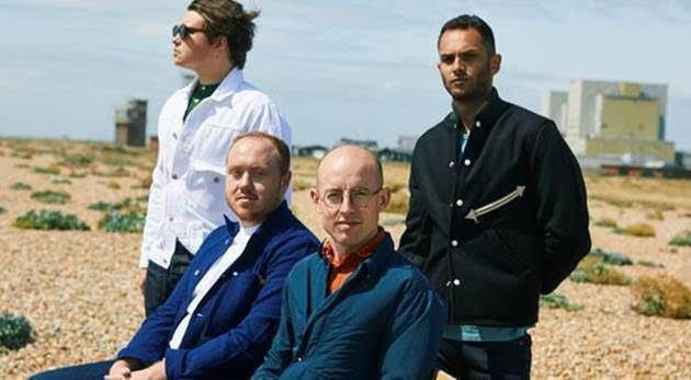 BOMBAY BICYCLE CLUB > Nouveau single 'Eat, Sleep, Wake (Nothing But You) / ACTUALITE MUSICALE