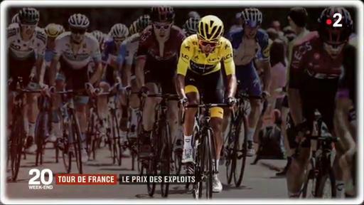 Tour de France 2019 : Découvrez le montant des primes qui ont été versées aux coureurs cette année