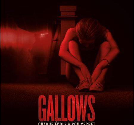 Critique Ciné : Gallows (2015)