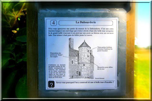 Diaporama des 2 constructions médiévales de Sainte Geneviève