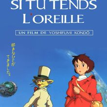 Si tu tends l'oreille [Film Japon]