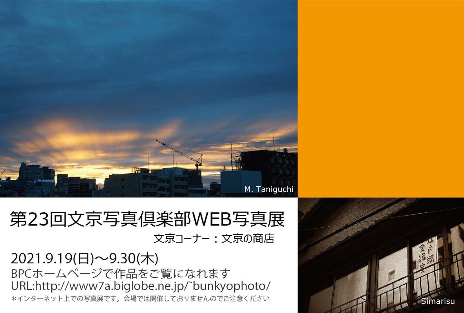 L'exposition du photo-club en ligne