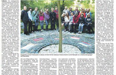 Harke 26.9.14 -- Internat. Foto- und Theaterworkshop der Doku.stelle Pulverfabrik Liebenau/ EIBIA