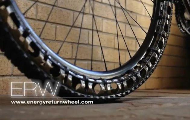 "Airless Bicycle Tires ""Pneu Vtt sans air"""