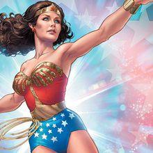 """Wonder Woman """"pour l'émancipation des femmes et des filles?"""" trop cool !"""