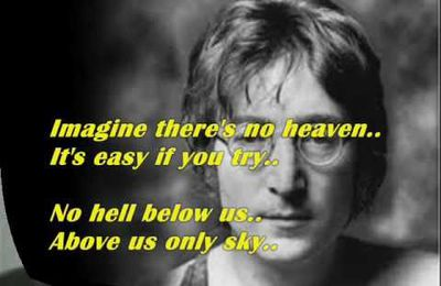 Imagine ( J. Lennon)
