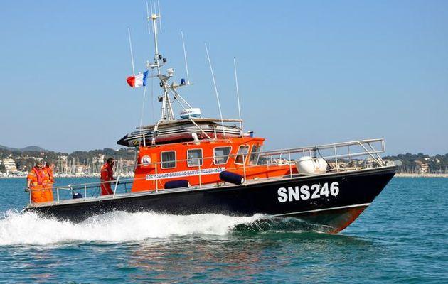 3 plaisanciers éjectés d'un yacht lancé à pleine vitesse à Saint Raphael (83)