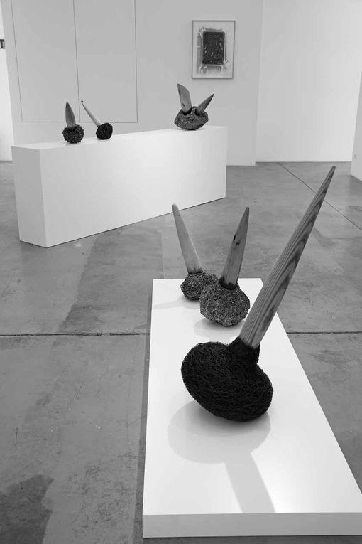Exposition Bernard Pagès