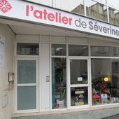 Séverine Barrandon, Tapissier : un métier d'art à votre service. - Le blog du Réseau Bazar BHV
