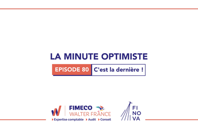 La Minute Optimiste - Episode 80 !