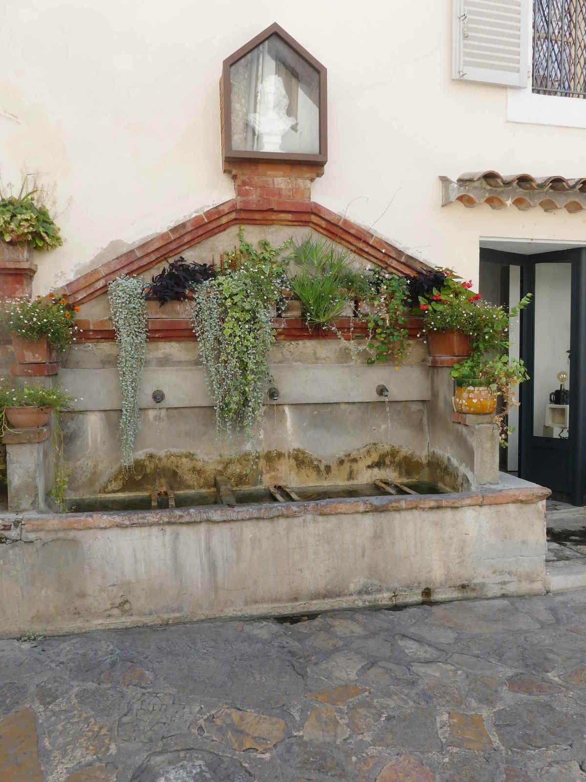 Carnet de voyage : Le pays de Fayence et ses villages perchés Tourrettes (1)