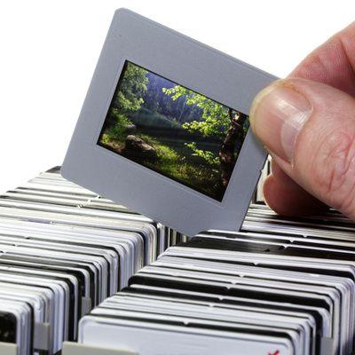 Où acheter une visionneuse de diapositives ? produits, adresses, prix