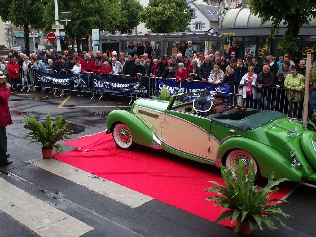 Album - Rallye Paris-Granville 2013, concours d'élégance