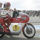 Que deviens-tu ? Giacomo Agostini - Moto-Station