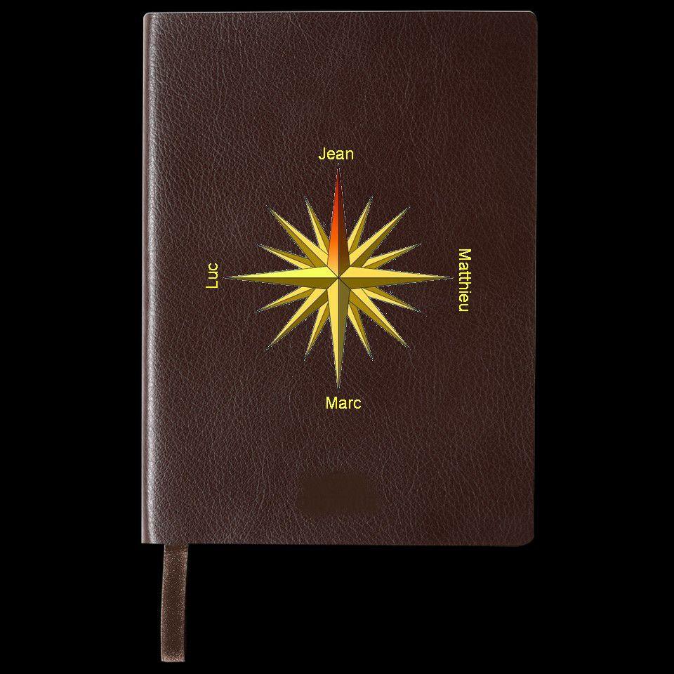 C'est Jean le prophète qui a écrit les quatre Évangiles