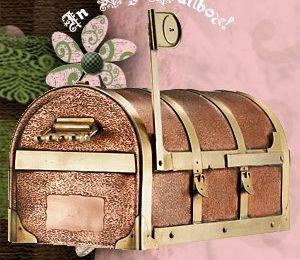 In my (treasure) mailbox #2